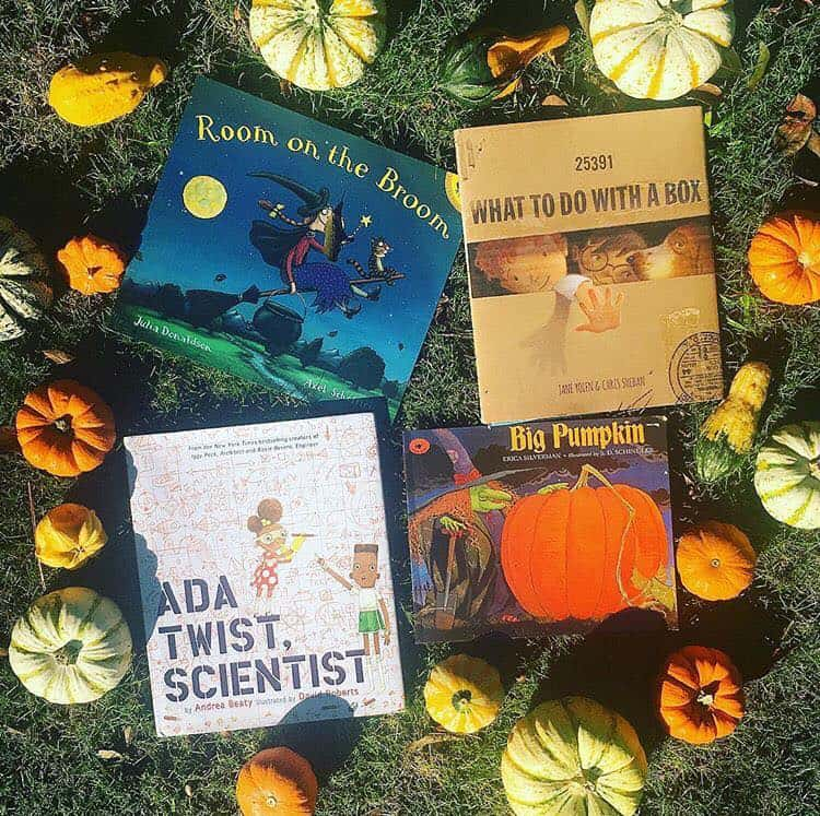 October Storybook STEM