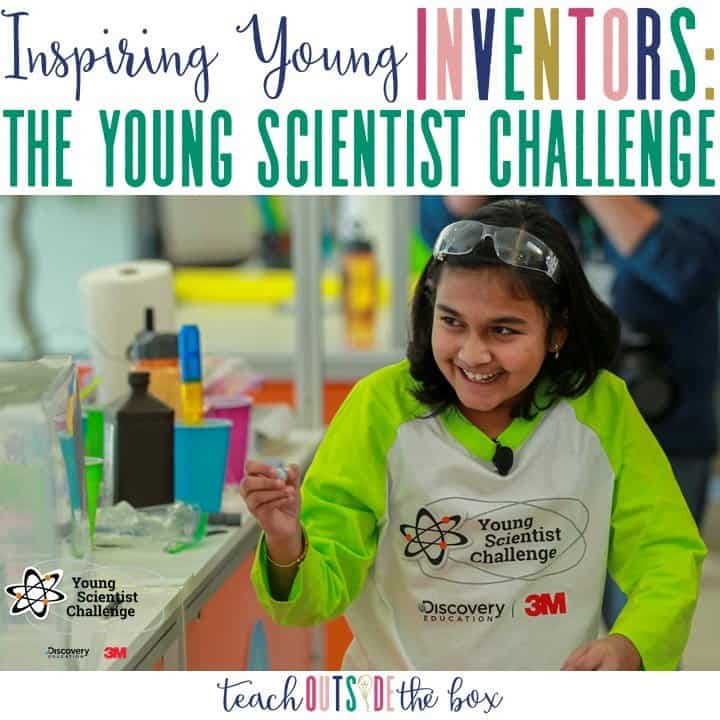 Inspiring Young Inventors: The Young Scientist Challenge